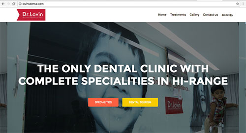 Dr Lovin dental clinic