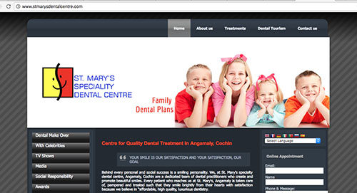 Dental. Clinic in cochin